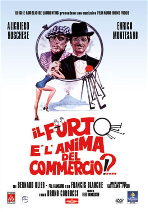 IL FURTO E´ L´ANIMA DEL COMMERCIO!?...